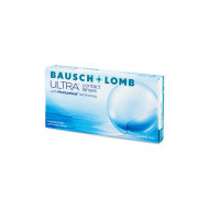 Bausch + Lomb ULTRA (6 čoček)