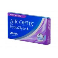 AIR OPTIX plus HydraGlyde MULTIFOCAL (3 čočky)