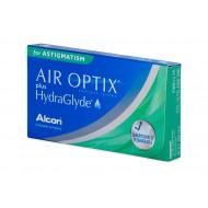 AIR OPTIX plus HydraGlyde for ASTIGMATISM (6 čoček)