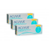 ACUVUE OASYS 1-Day with HydraLuxe for Astigmatism (90 čoček)
