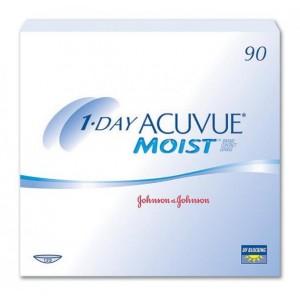 1 Day Acuvue Moist (90 čoček)