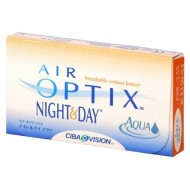 Air Optix Night and Day Aqua (6 čoček)