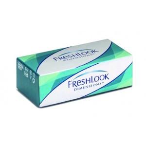FreshLook Dimensions - nedioptrické (2 čočky)