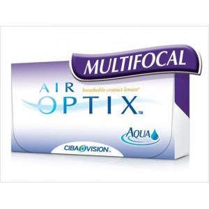 Air Optix Aqua Multifocal (6 čoček)